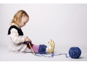Atelier initiation tricot enfant atelier tricot Wool-Kit factory-Gazouillis et cie