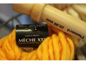 XXL grosse laine à tricoter Plassard
