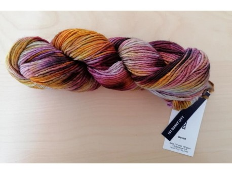 Worsted Malabrigo_SUNNY CITY