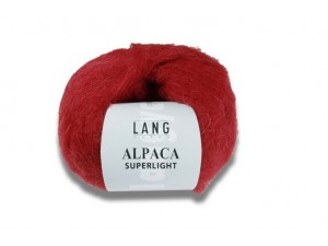 Alpaca Super Light Lang Yarns