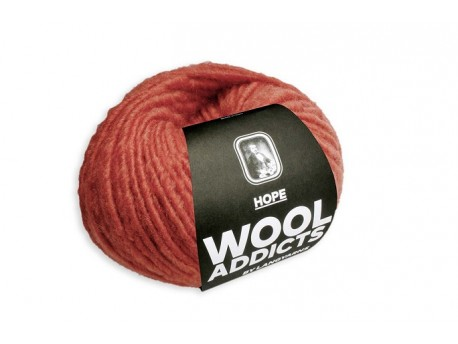 Hope Lang Yarns Wool Addict