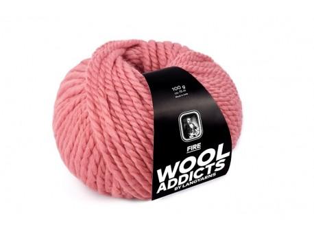 Fire Lang Yarns Wool Addict