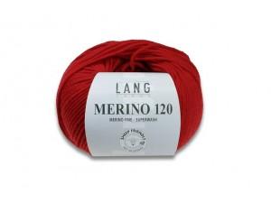 Merino 120 de Lang Yarns sur commande