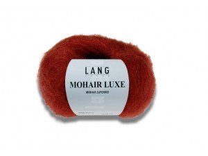 Mohair Luxe Lang Yarns sur commande