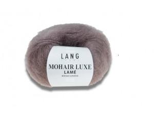 Mohair Luxe Lamé Lang Yarns sur commande