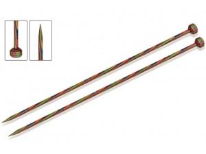 Aiguilles à tricoter droites Symfonie _ KnitPro